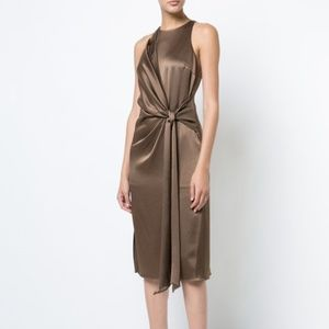 NWT Halston Heritage Silk Dress
